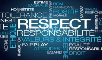Argumentaire sur les valeurs de FDS
