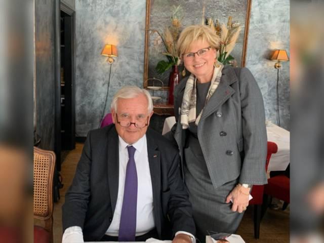 Femmes Débat Société recevait Jean-Pierre RAFFARIN le mardi 11 février 2020